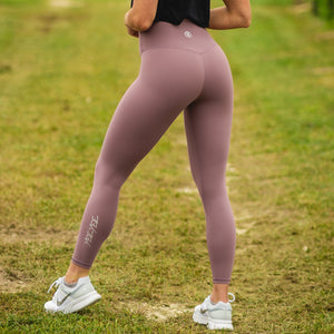 Mauve Leggings (25