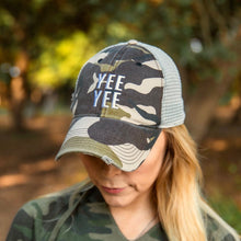 Load image into Gallery viewer, Vintage Camo Hat