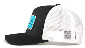 Teal Patch Hat