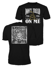 Load image into Gallery viewer, Don't Tread On Me Tee
