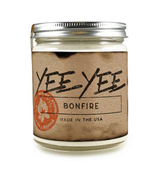 Yee Yee Candle (Bonfire)