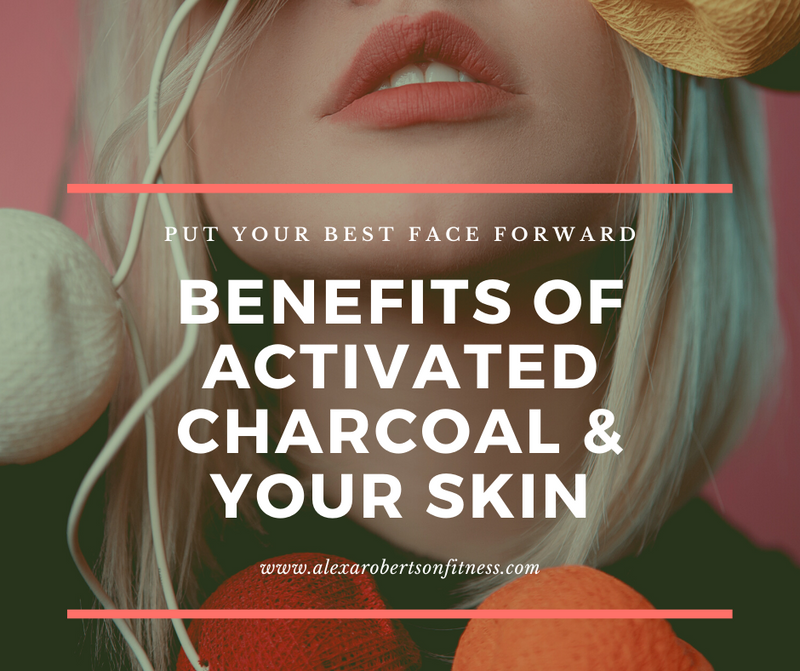 Benefits of activated charcoal & your skin
