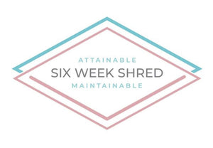 6 Week Shred-Spouse Rate - Alexa Robertson Fitness