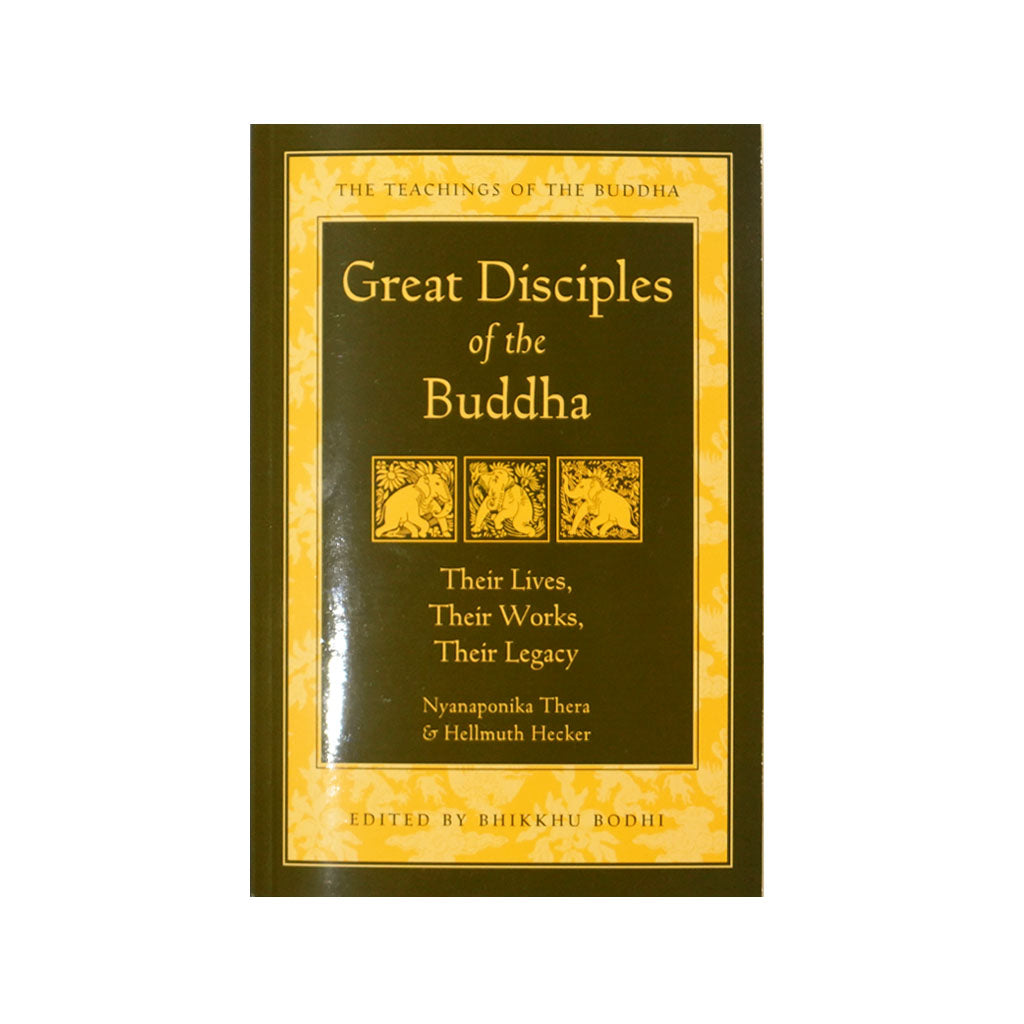 The Great Disciples of the Buddha