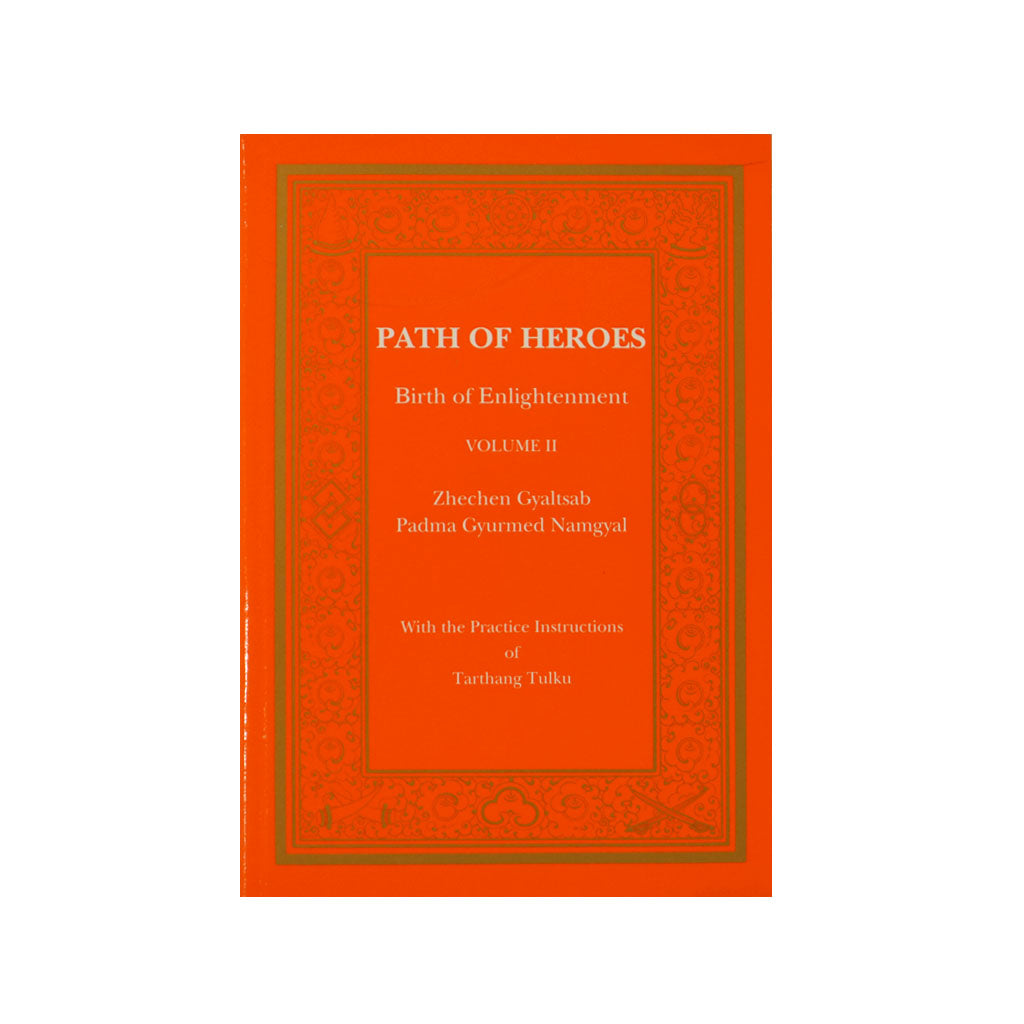 Path of Heroes -- Birth of Enlightenment Volume 2