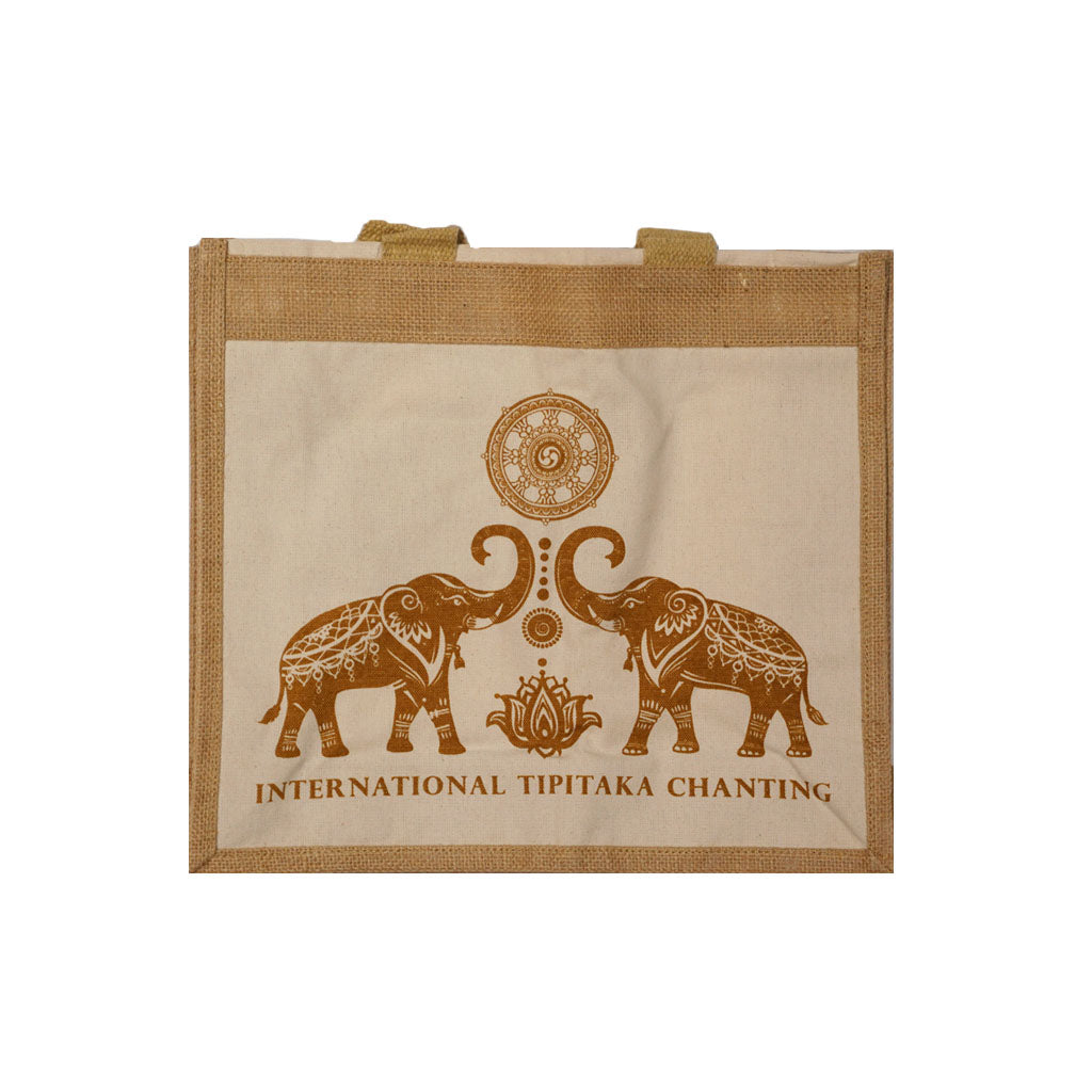 International Tipitaka Chanting Tote Bag