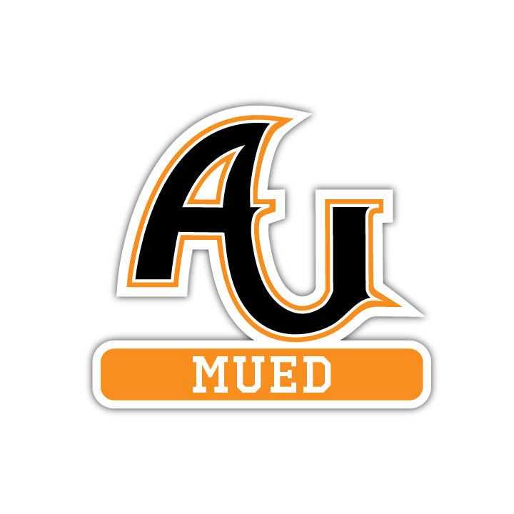 AU MUED Decal - M30