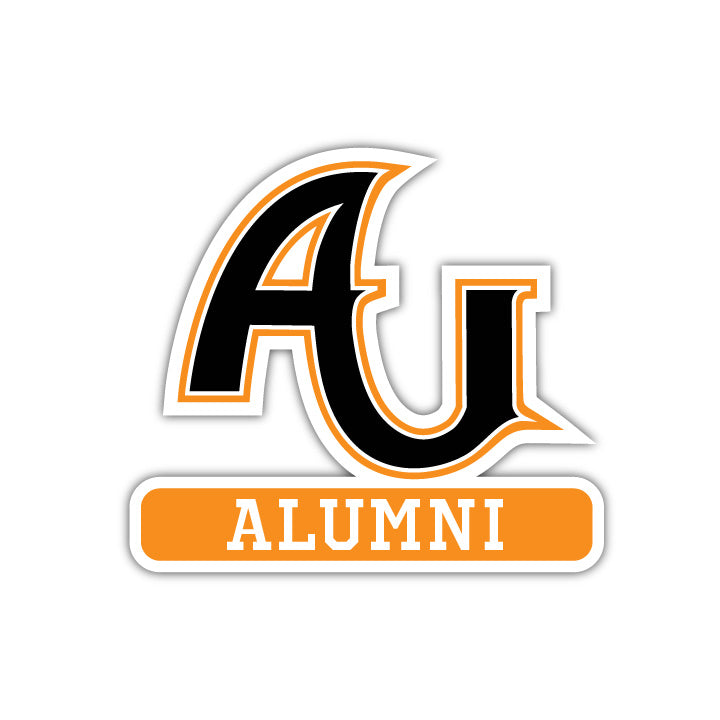AU Alumni Decal - M3