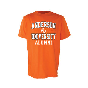 Anderson University Alumni Short Sleeve Tee