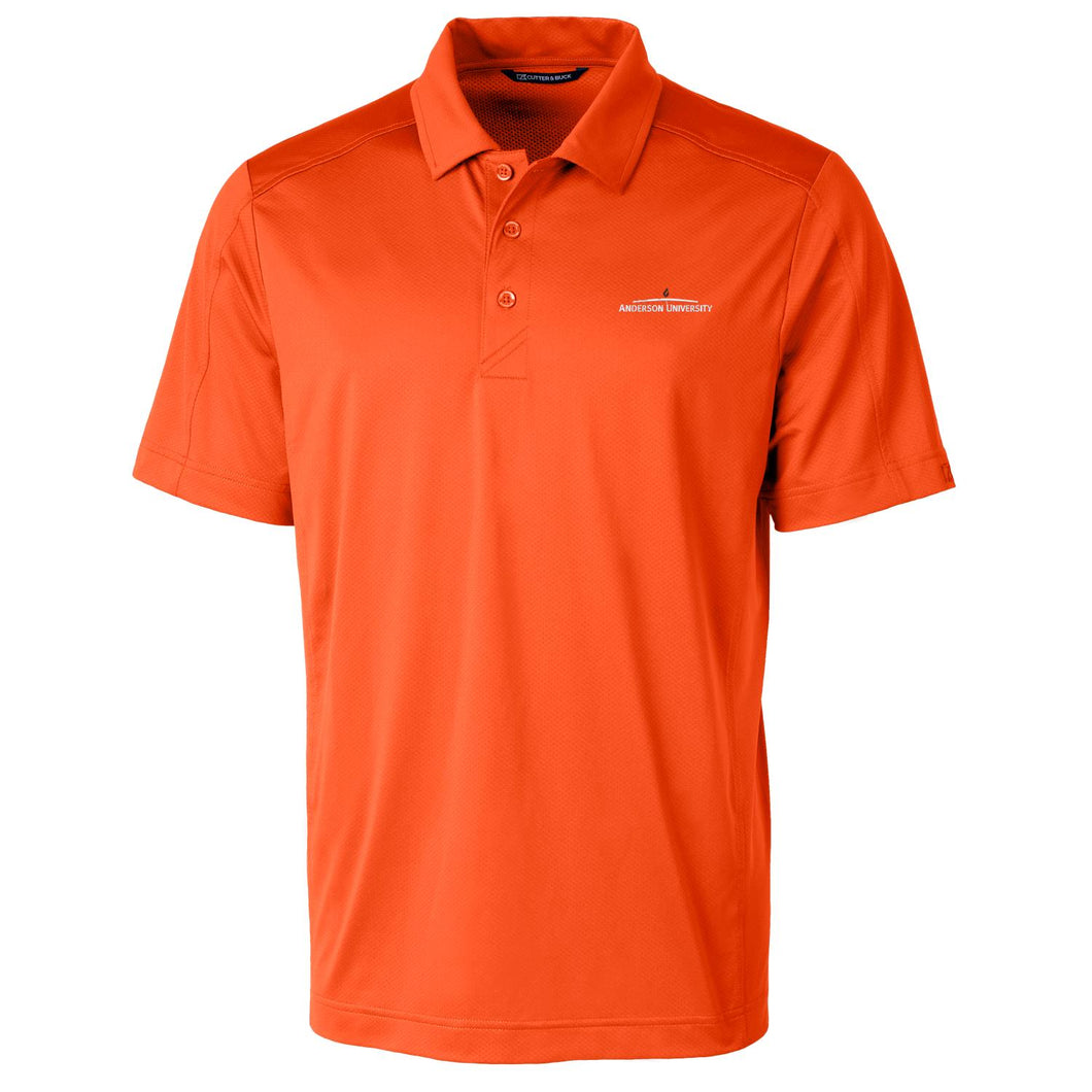 Cutter & Buck Men's Prospect Polo, Orange