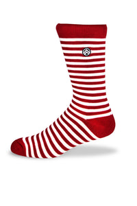 Sky Footwear Socks, Candy Stripe
