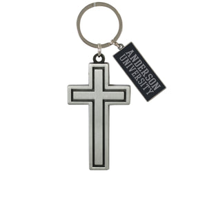 Spirit Cross Key Tag