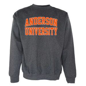 OnMission Crew Neck Sweatshirt, Graphite