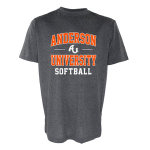 Name Drop Softball Tee