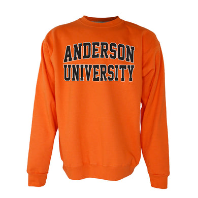 OnMission Crew Neck Sweatshirt, Orange