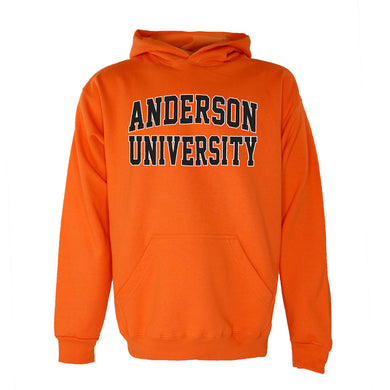 OnMission Hooded Sweatshirt, Orange