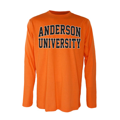 OnMission Long Sleeve Tee, Orange