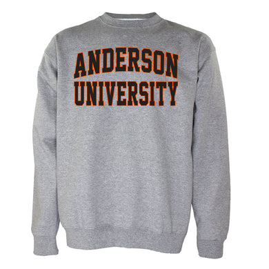 OnMission Crew Neck Sweatshirt, Oxford