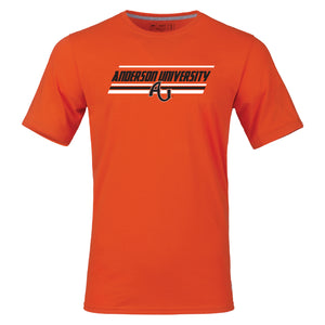 Russell Men's Essential Tee, Orange