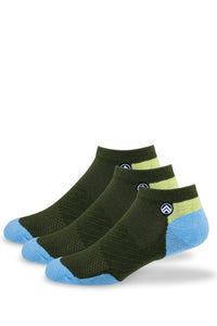 Sky Footwear Ankle Cut Socks, Pikes Place
