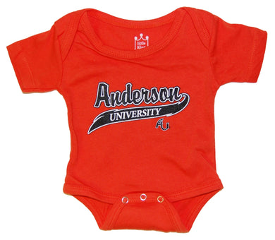 Infant Onesie, Orange