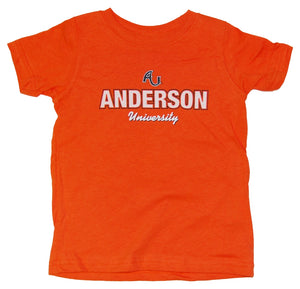 Infant/Toddler Short Sleeve Tee, Orange
