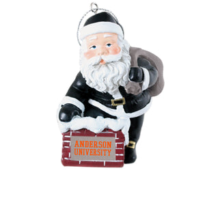 Spirit Rooftop Santa Ornament