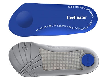 Heelinator 3/4 Length Heel Pain Orthotic - #1 Day Treatment