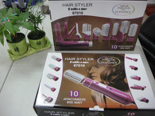 10 in 1 Hair Styling Kit