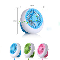 Portable & Rechargeable USB Fan - Indoor Angels
