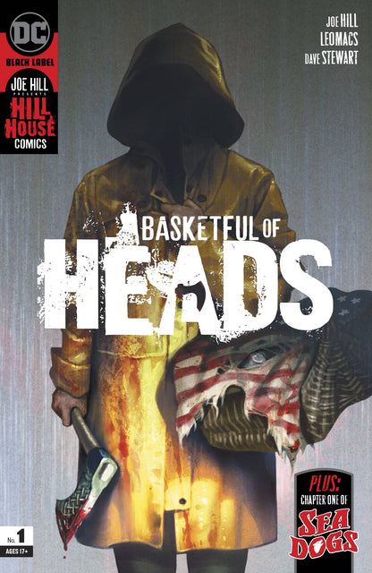BASKETFUL OF HEADS #1 (OF 6) (MR)