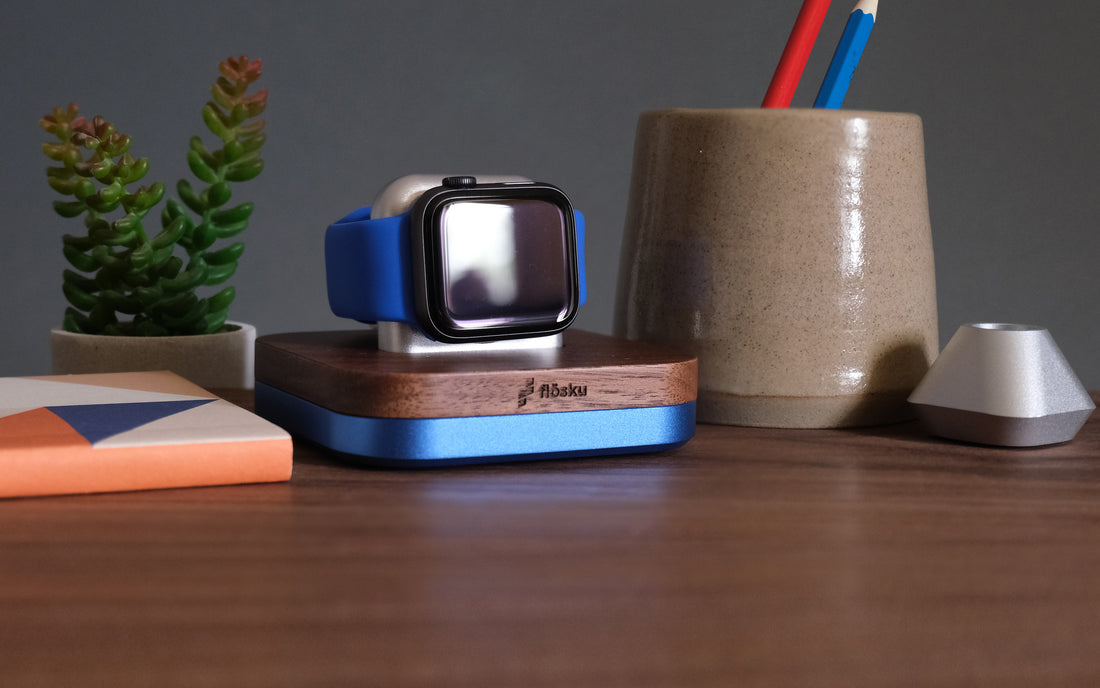 FLOSKU Apple Watch Dock