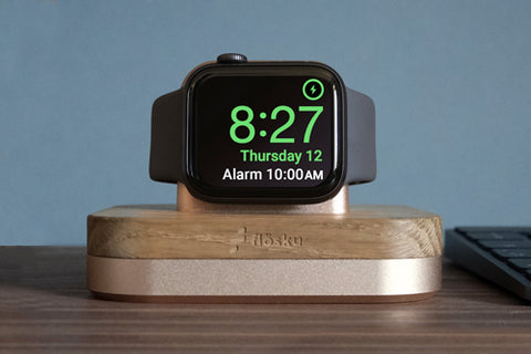 Apple Watch Dock Rose Gold
