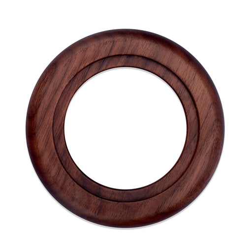 Flosku Halo Stand for Apple HomePod - Walnut