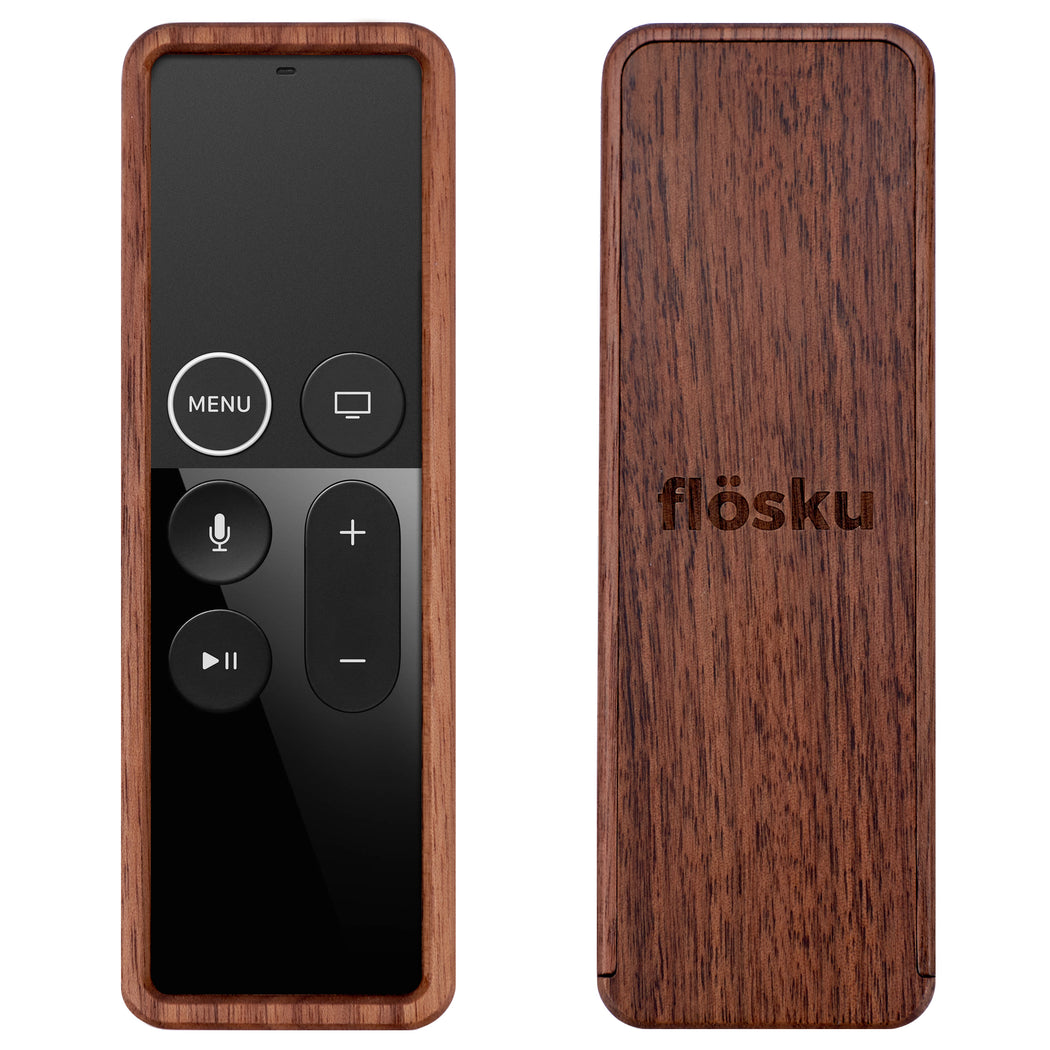 WALNUT CASE FOR APPLE TV REMOTE