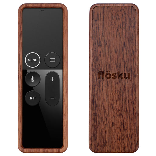 Flosku Walnut Case for Apple TV Remote
