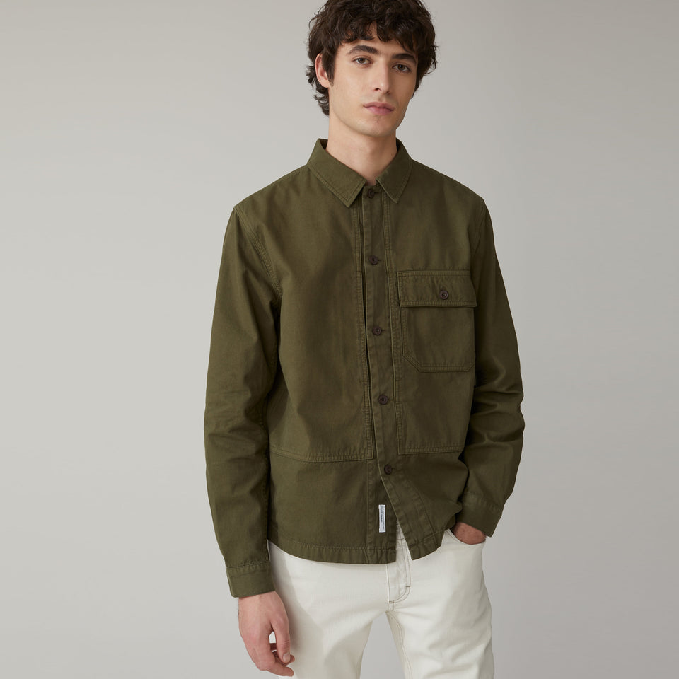 Army Cotton Shirt