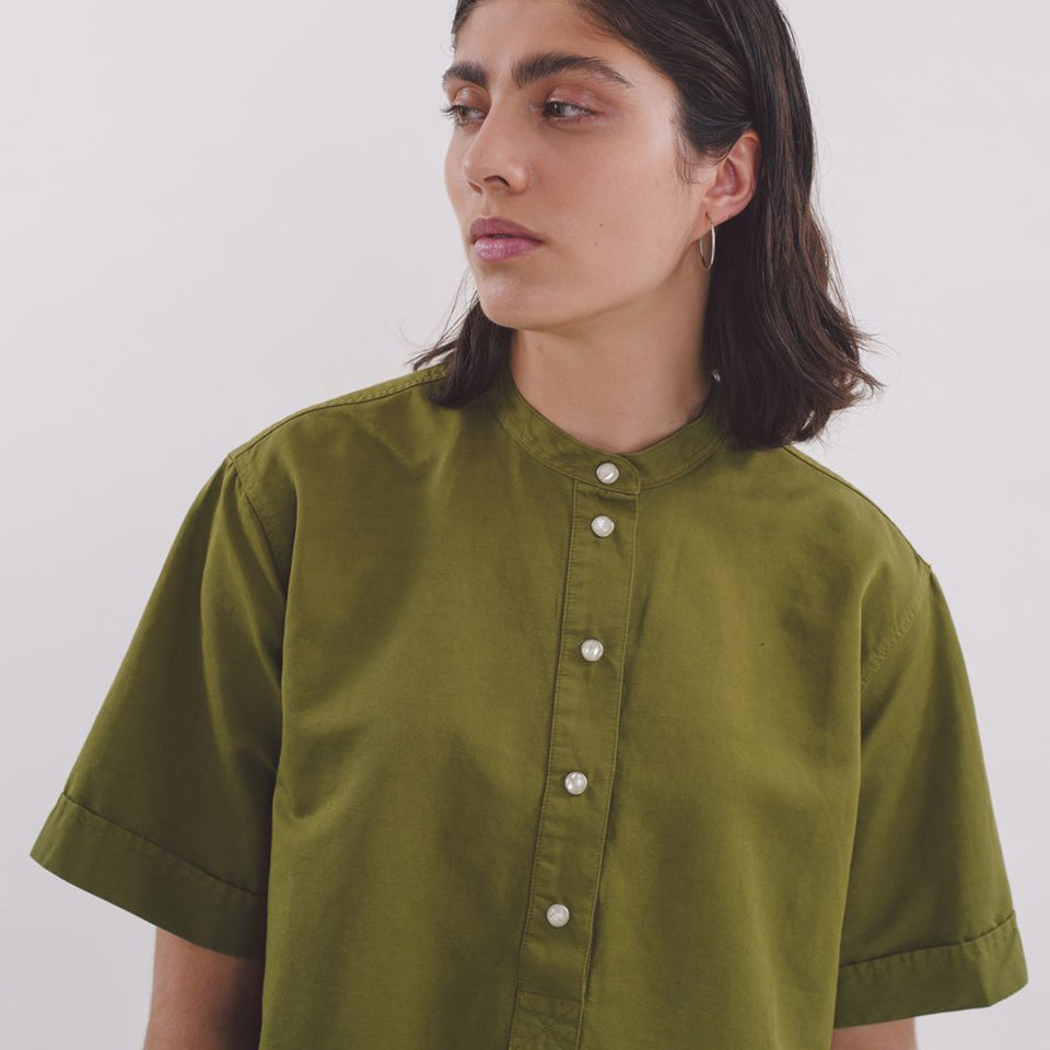 Manon Shirt Olive