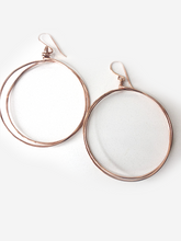 Load image into Gallery viewer, Tome Gavi Cotoclo (Round Earrings)