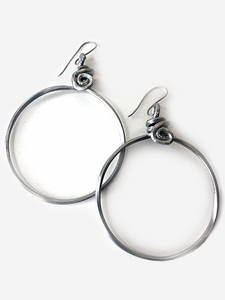 Tome Gavi Cotoclo (Round Earrings)