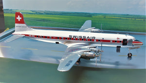 SWISS AIR LINES DOUGLAS DC-7