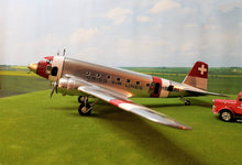 Load image into Gallery viewer, SWISS AIR LINES DOUGLAS DC-2