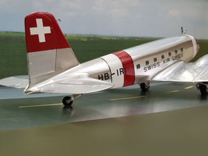 SWISS AIR LINES DOUGLAS DC-2