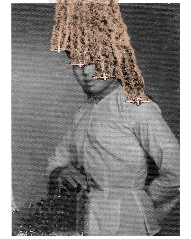 ann le, annsgood, portrait, vietnam, vietnam war, vietnamese, vietnamese artist, female artist, first generation, collage, photomontage, los angeles, art, prints, fine art, contemporary photography, agent orange, black and white photography, mom