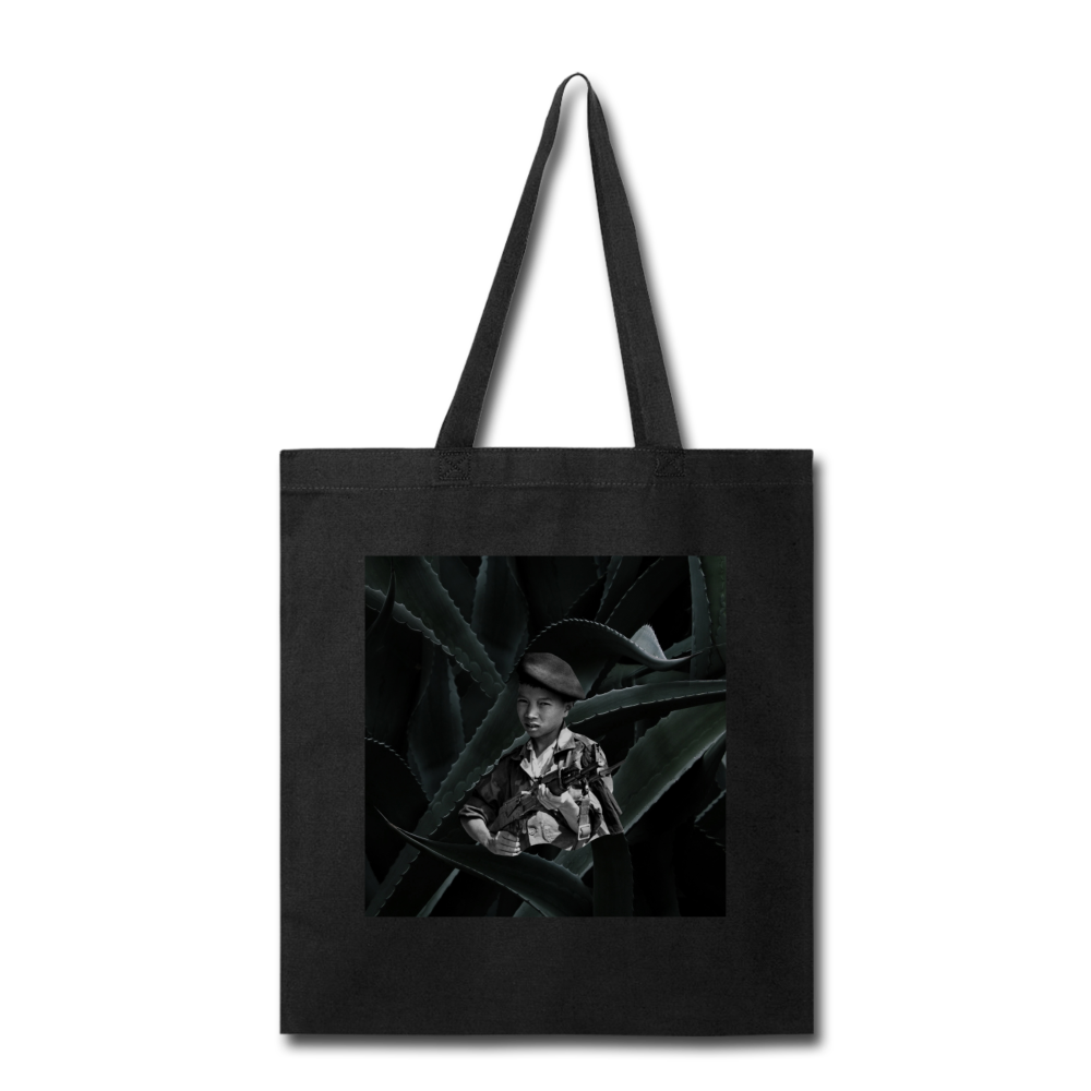 Child Soldier 2 Tote - black