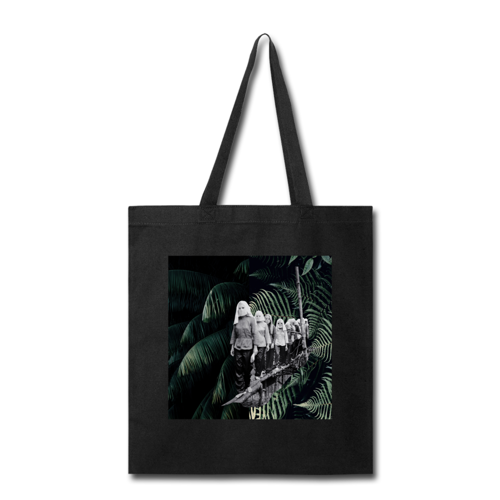 Women Soldiers OG Tote - black