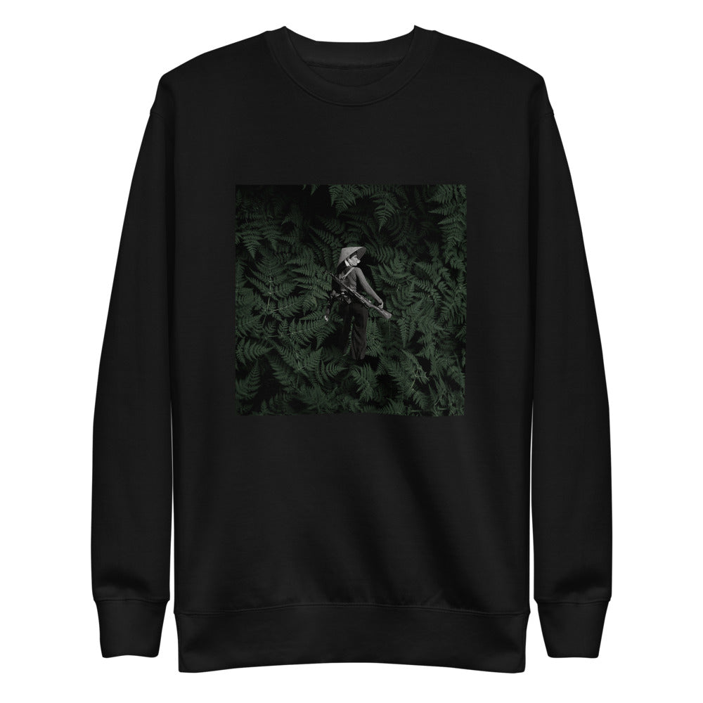 Woman Soldier 2 Sweater UNISEX