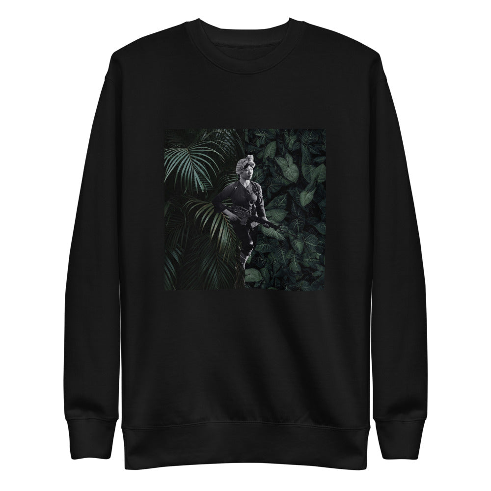 Woman Soldier 1 Sweater UNISEX