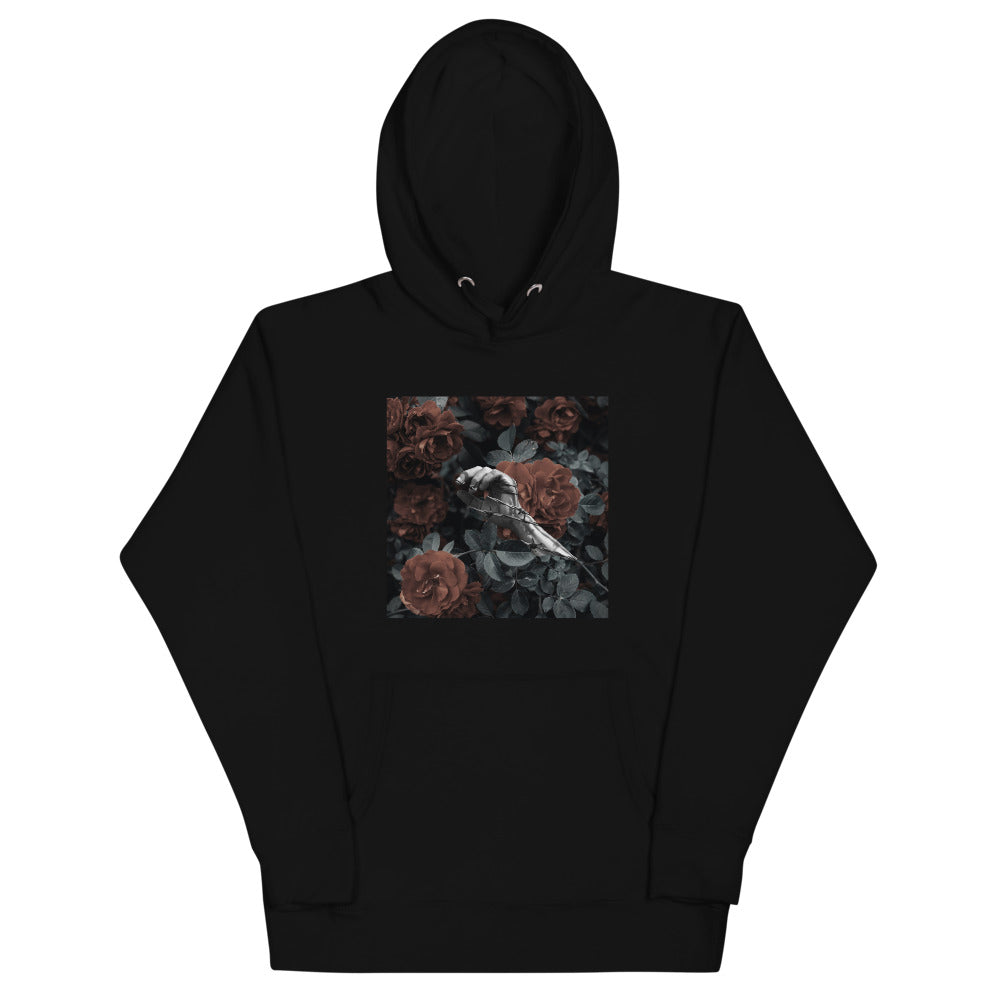 Barbwire - Pull Over Hoodie (Unisex)