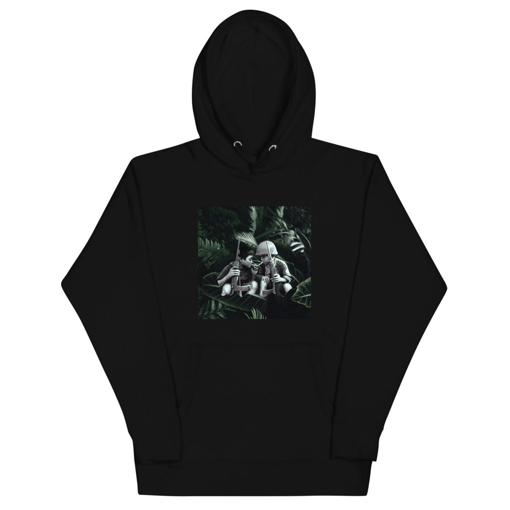 Child Soldiers 1 - Pull Over Hoodie (Unisex)